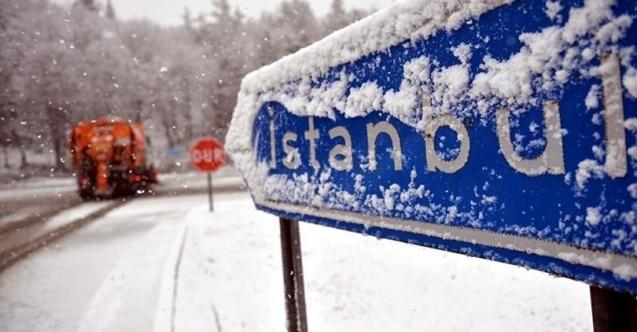Yoğun kar yağışı saat kaçta?